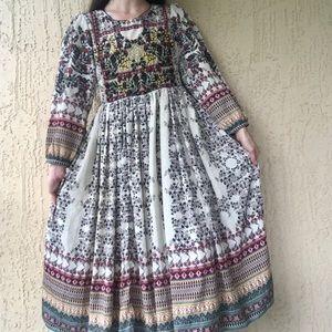 965aebd4458b0 Anthropologie Dresses - Anthropologie Bhanuni Farfields Maxi Dress